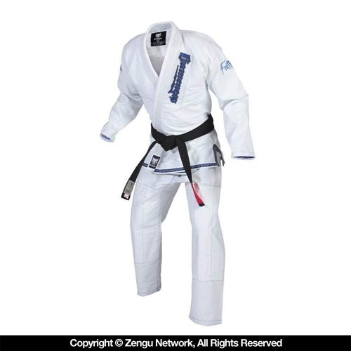 Gameness Gameness Feather BJJ White Gi